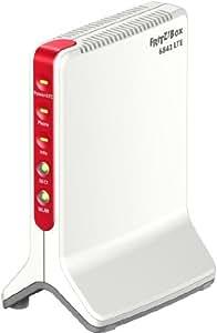 AVM FRITZ!Box 6842 LTE (LTE-Router, 300 MBit/s, Triband-Modem, DECT-Basis, 1 x Gigabit-LAN, 3x Fast-Ethernet-LAN)
