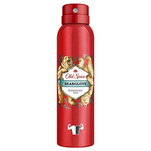 Old Spice Bearglove Spray Desodorante 150ml