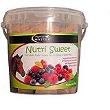 Nutri Sweet Triple Saveurs 1 kg - offrez un bonbon à votre cheval