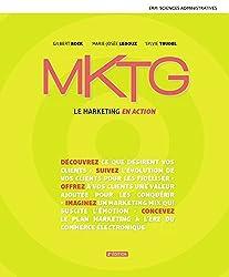 MKTG : le marketing en action : Livre + MonLab (12 mois)