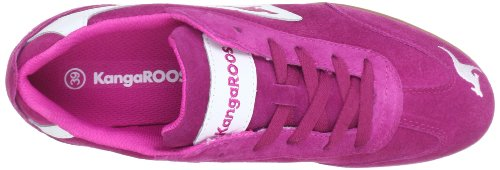 KangaROOS Tach-lo-future, Chaussures de running entrainement mixte adulte Rose - Pink (lillipilli/wht)