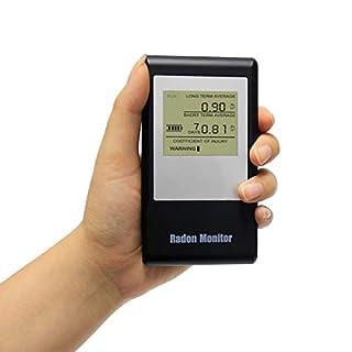 Signstek Radon Gasdetektor - tragbar, leicht und einfach zu bedienen