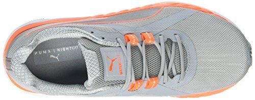 Puma Spd500ignpwrwmwq4, Chaussures Multisport Outdoor Femme Gris (Quarry/Silver/Orange 02)