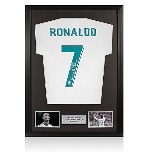 Framed-Cristiano-Ronaldo-Signed-Real-Madrid-Shirt-20172018-Number-7