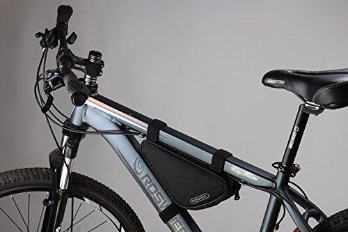 Roswheel Fahrrad Fahrrad Radfahren Mountainbike vordere Oberseite Schlauchrahmen Dreieckstasche Tasche CS038