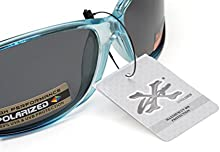 X-Loop ® Gafas de Sol Polarizadas - Gafas de Esqui, Deporte y Ciclismo - UV400 (UVA y UVB - Cristales Polarizados)