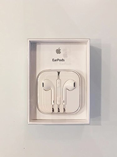 APPLE Earphones with Remote and Microphone for iPhone/iPad /iPod (Non-Retail Packaging)