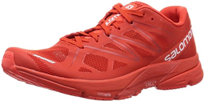 Salomon Unisex Erwachsene L37945900 Traillaufschuhe  Rot  Billig und erschwinglich Im Verkauf