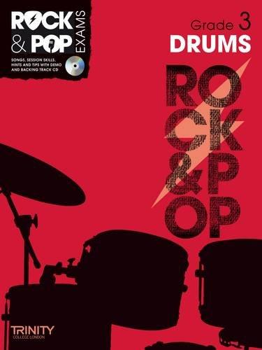 Trinity Rock & Pop Exams: Drums Grade 3
