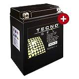Tecno YB14L-A2 Gel Batterie CX 500 C Custom 1982-1984