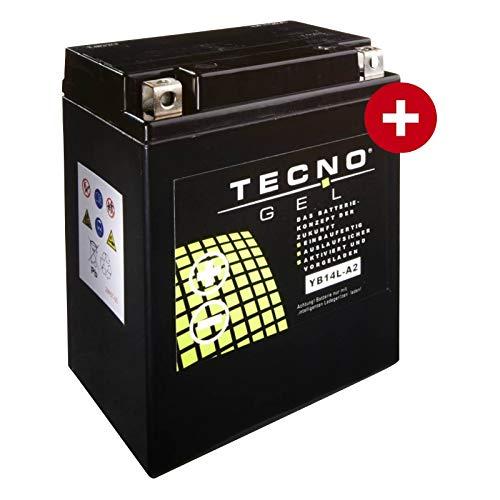 Tecno YB14L-A2 Gel Batterie GPZ 500 S 1987-2003