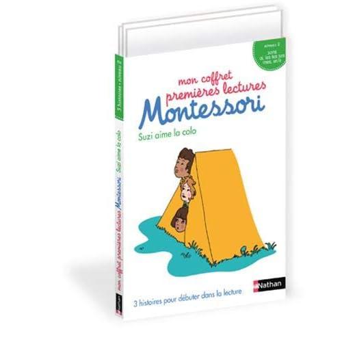 Mon coffret premières lectures Montessori : Suzi aime la colonie - Niveau 3 - 4/7 ans (9)