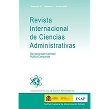 Revista Internacional de Ciencias Administrativas Volumen 75 (1) 2009
