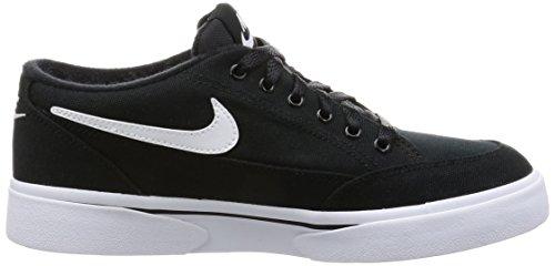Nike Wmns Gts '16 Txt, Scarpe da Tennis Donna Bianco/Nero