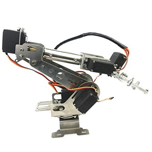 Perfeclan 980g Roboter Arm Greifer 6 Achsen Roboterarm für Arduino