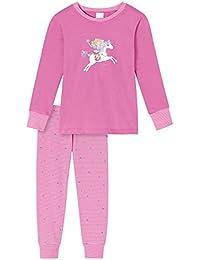 Schiesser Prinzessin Lillifee MD Schlafanzug Lang, Conjuntos de Pijama para Niñas