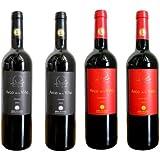 Pack de 12 botellas de Vinos DO española (6 Rioja + 4 Ribera del Duero + 2 Vinos de Castilla)