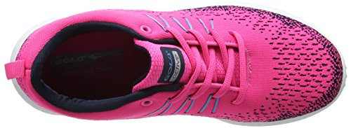 Gola Saint, Scarpe Sportive Outdoor Donna Rosa (Pink/navy/blue)