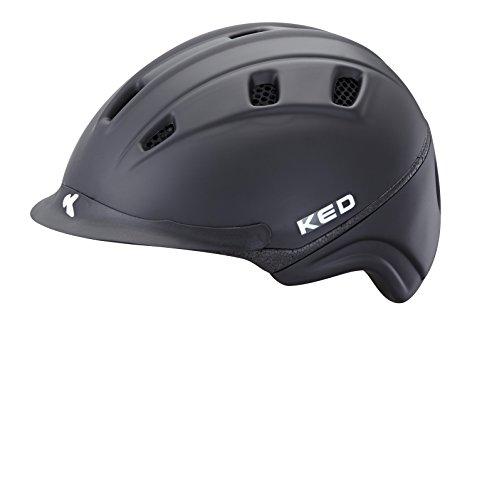 KED Reithelm BASCO black matt Gr. M (54-58 cm)