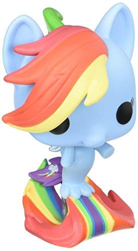 My Little Pony MLP Movie Vinyl Figure Rainbow Dash Sea Pony (Funko 21641)