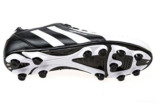 gibra Herren Fußballschuhe, Schwarz/Weiß, Gr. 41-46 Schwarz/Weiß