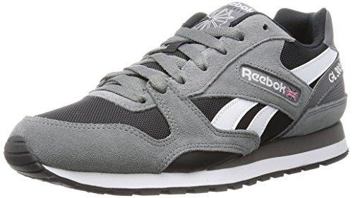 Reebok Gl 3000, Chaussures de Fitness Mixte Adulte Gris (Black/Shark/White)