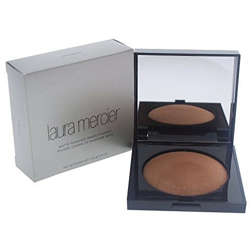 Laura Mercier Matte Radiance Baked Powder Bronze 04 femme/women, Puder, 1er Pack (1 x 8 g)
