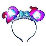 DEELIN Karneval LED Club Clubbing Party Cosplay Tanz Rave für Festival Geschenk Haarband flexibel