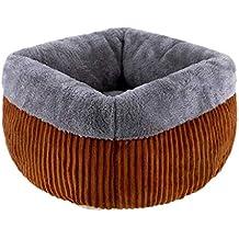 Blue Bridge Casa para Perro o Gato, Refugio para Invierno, cálido, para Mascotas