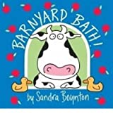 [Barnyard Bath [With Washcloth]]Barnyard Bath [With Washcloth] BY Boynton, Sandra(Author)Paperback
