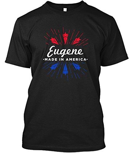 teespring Novelty Slogan T-Shirt - Eugene Made in America