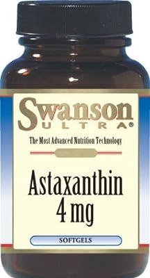 Astaxanthin 4 mg 60 Softgels by Swanson