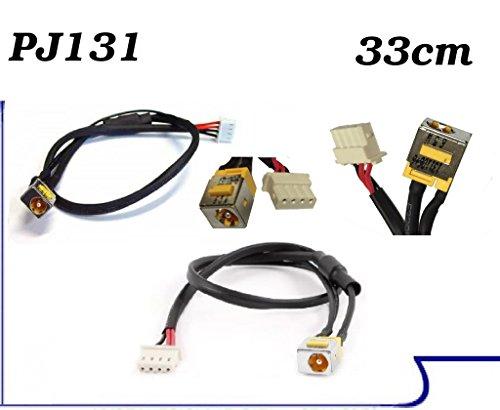 DC Power Jack Anschluss Stromkabel HP Compaq Presario C500Series * NEU (Serie Compaq)