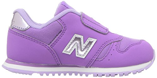 New Balance 373v1, Baskets Mixte enfant Violet (Purple)