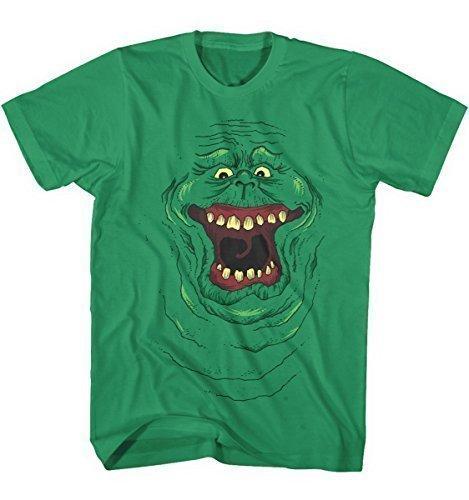 Kid´s T-Shirt Ghostbusters Slimer Movie Geist Kult Film