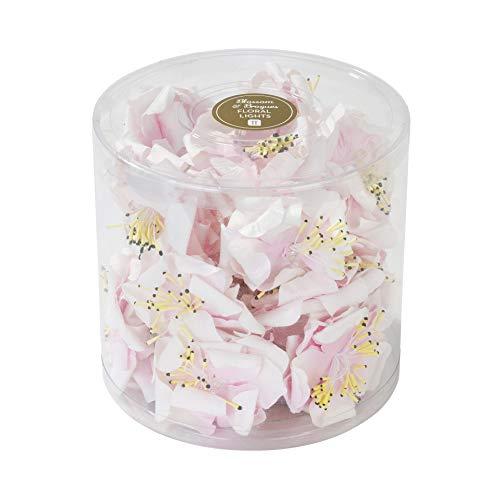 Talking Tables Lichterkette mit Blumen, perfekt für Hochzeiten und Gartenpartys, 3m
