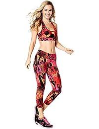Zumba Fitness Z1b00587 Leggings Femme 41d110b7fef