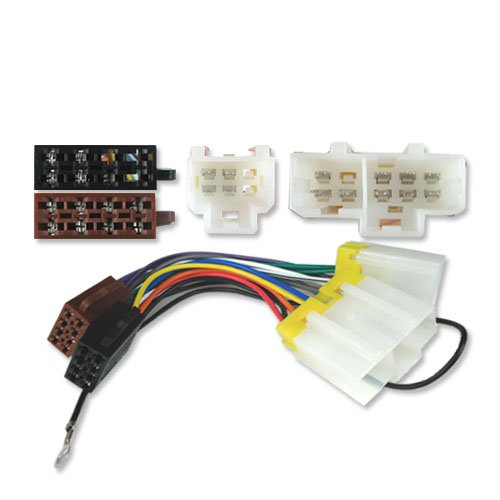 iso-stereo-adaptor-wiring-lead-nissan-micra-83-00