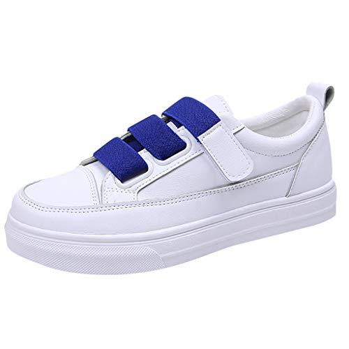 friendGG Sneakers Comode da Donna con Scarpe Casual Comode E Scarpe da Ginnastica con Velcro Scarpe Sportive Scarpe da Ginnastica Leggero Scarpe da Corsa Palestra Running Sneaker Outdoor