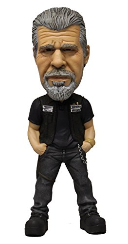 Sons of Anarchy Clay 6IN Bobble Head (Offizielle Sons Of Anarchy)