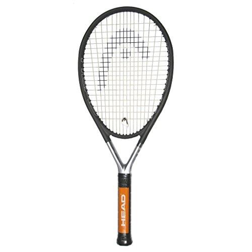 HEAD Tennisschläger Titanium Ti S6, grau, L4, RH162700L4 -
