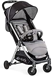Hauck Swift Plus Stroller- Silver Charcoal