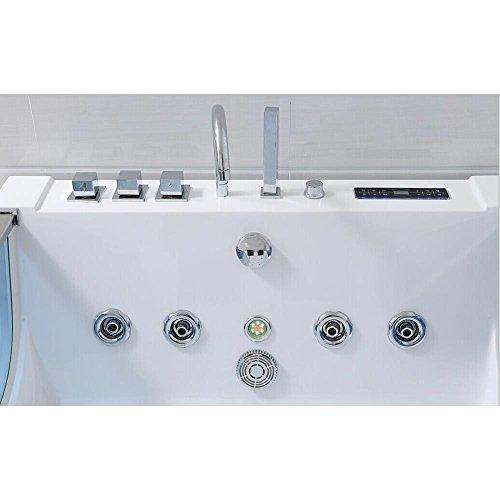 Home Deluxe Atlantic XL Whirlpool, inkl. komplettem Zubehör - 4