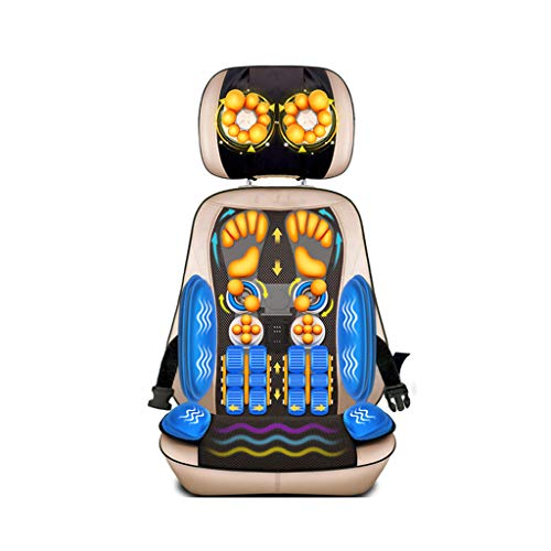 Lihai Massage Stuhl Lendenmassagegerät Hause Taille Massagegerät Hals Schulter Mehrzweck Massage Kissen Zervikale Massagekissen