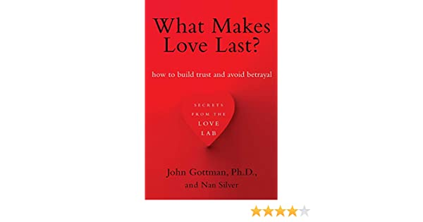 What makes love last how to build trust and avoid betrayal what makes love last how to build trust and avoid betrayal english edition ebook john gottman phd nan silver amazon kindle shop fandeluxe Gallery