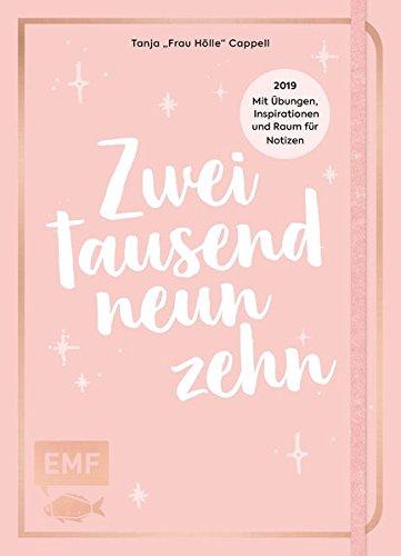 Handlettering Wochenplaner 2019 – Zweitausendneunzehn: Mit Übungen, Inspirationen und Raum für...