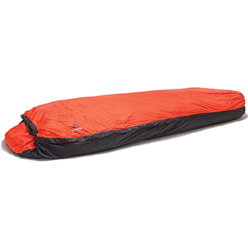 Aqua Quest MUMMY Orange Bivvy Bag Waterproof for Hunting, Hiking, Camping Gear