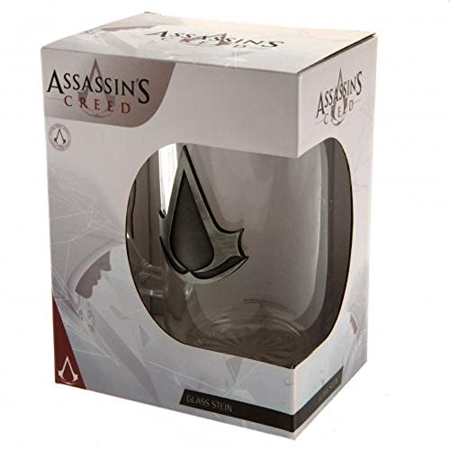 Assassin's Creed - Logo - Bierglas - Füllmenge ca. 500 ml | Origins | Ubisoft - 4