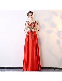 62ae58019813 Amazon.it  abiti da cerimonia donna lunghi - XXXL  Abbigliamento