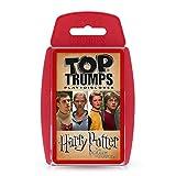 HARRY POTTER Trumps Harry Potter y el Caliz de Fuego, multicolor (ELEVEN FORCE 1)